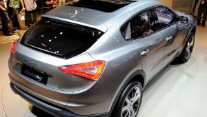 Maserati Levante SUV Photos