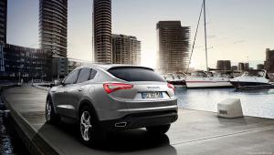 Maserati Levante SUV Pictures