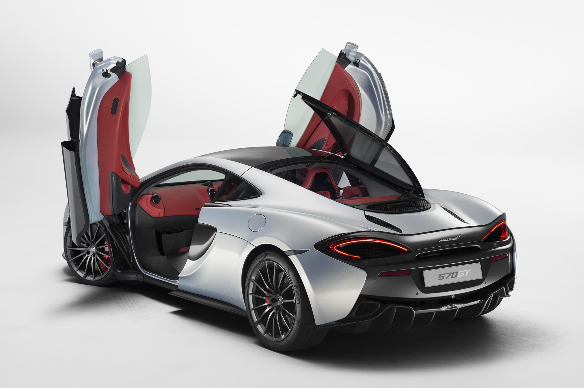 McLaren 570GT Pictures