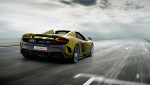 McLaren 675LT Spider Photos