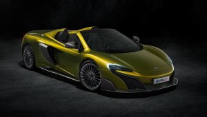 McLaren 675LT Spider Wallpaper