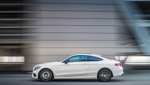 Mercedes AMG C 43 Pictures