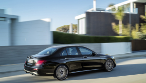 Mercedes AMG E 43 4Matic Photos