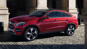 Mercedes Benz GLE Coupe Wallpaper