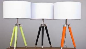 Mid Century Modern Desk Lamps