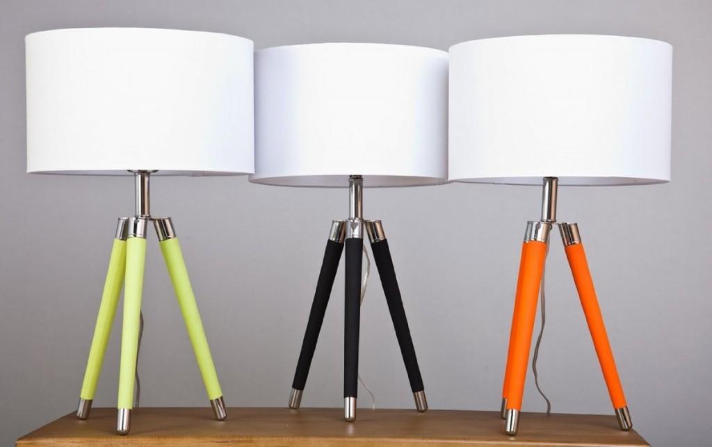 mid century modern desk lamps. Black Bedroom Furniture Sets. Home Design Ideas