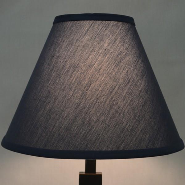 Navy Blue Lamp Shades : Navy blue lampshades