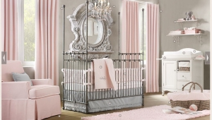 Nursery Chandeliers For Girls1