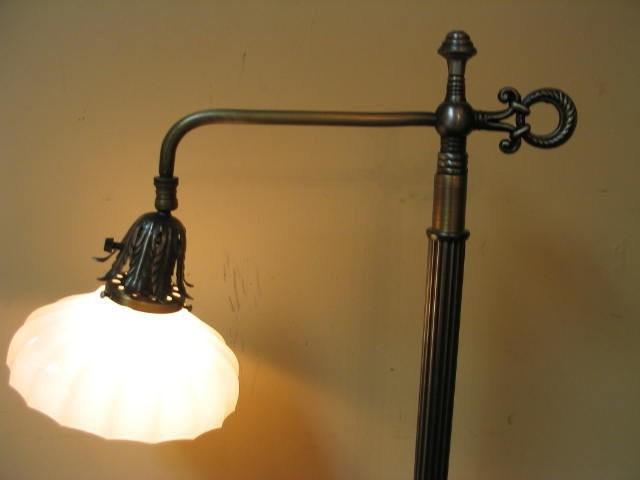 vintage floor lamps in tables images. Black Bedroom Furniture Sets. Home Design Ideas