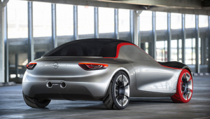 Opel GT HD Background