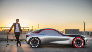 Opel GT Images