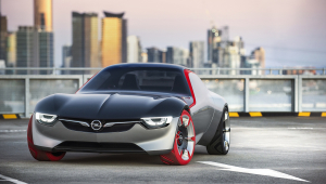 Opel GT Wallpapers