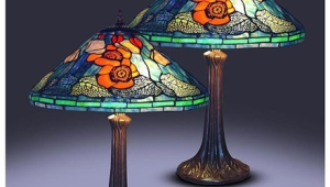 Overstock Tiffany Table Lamps