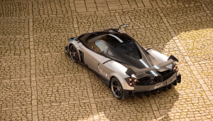 Pagani Huayra BC High Quality Wallpapers