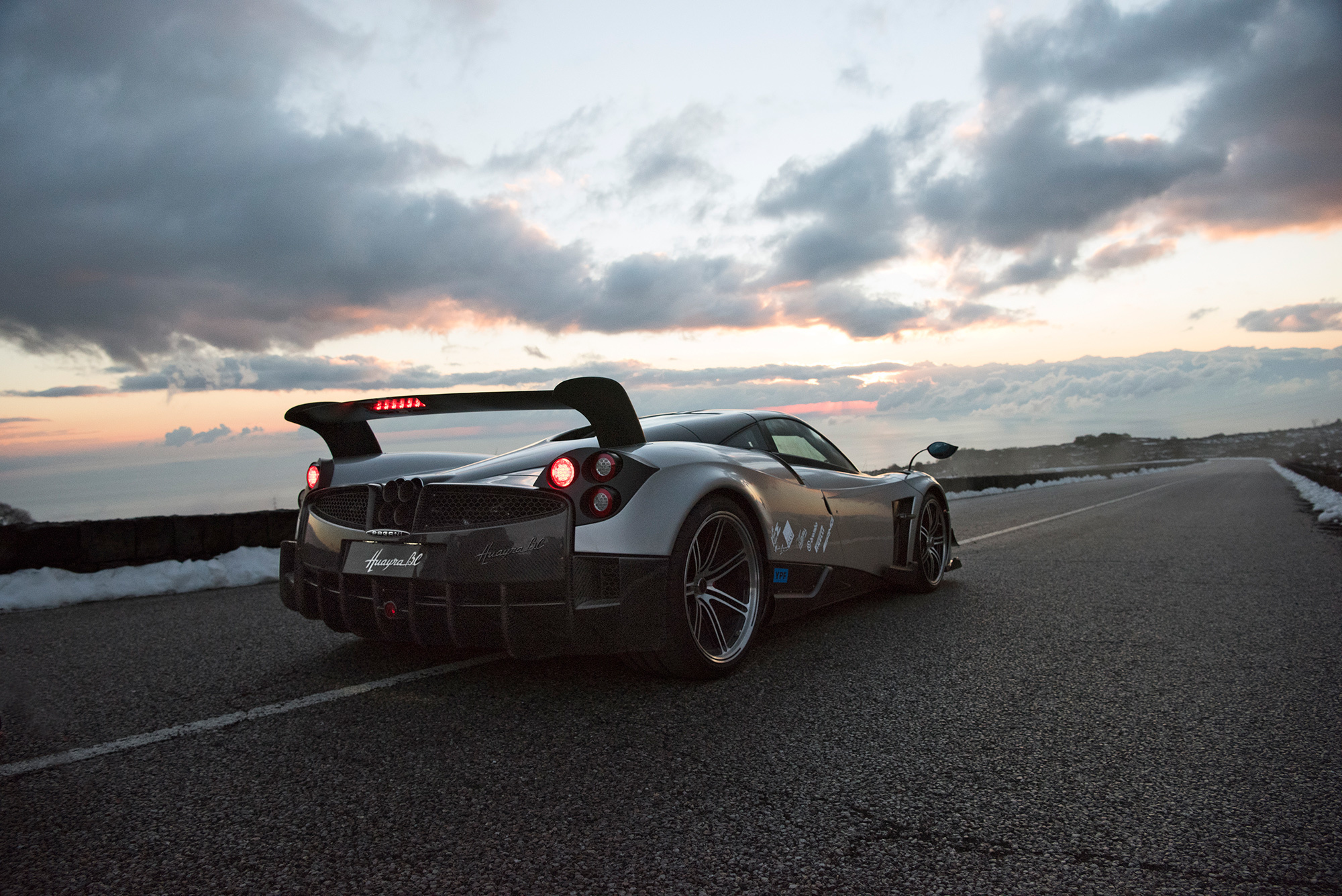 Pagani Huayra BC Wallpaper For Laptop