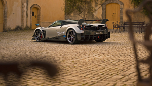 Pagani Huayra BC For Desktop