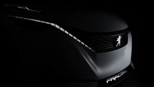 Peugeot Fractal HD Desktop