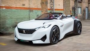 Peugeot Fractal Images