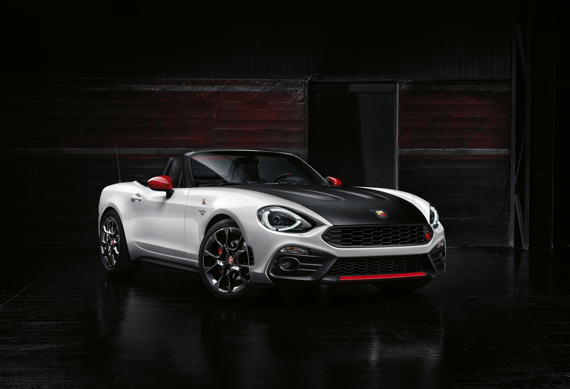 Pictures Of Abarth 124 Spider