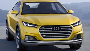 Pictures Of Audi TTQ