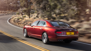 Pictures Of Bentley Flying Spur V8 S