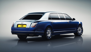 Pictures Of Bentley Mulsanne Grand Limousine