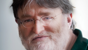 Pictures Of Gabe Newell