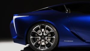 Pictures Of Lexus LC 500h