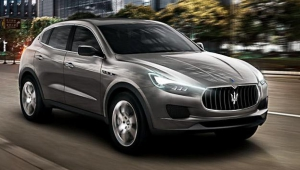 Pictures Of Maserati Levante SUV