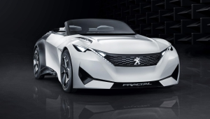 Pictures Of Peugeot Fractal