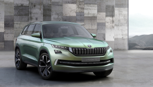 Pictures Of Skoda VisionS