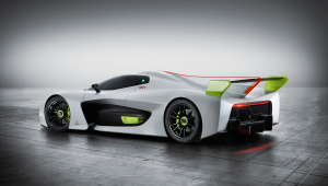 Pininfarina H2 Speed Photos