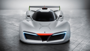 Pininfarina H2 Speed Wallpapers