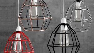 Retro Style Lampshades