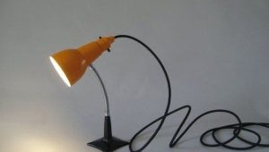 Retro Vintage Iron Desk Lamps
