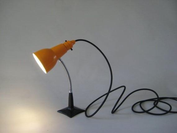 Marks vintage art deco lamps