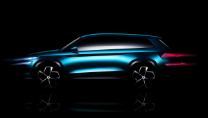 Skoda VisionS Wallpapers HD