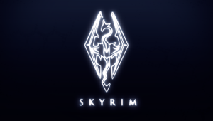 Skyrim Logo Wallpapers