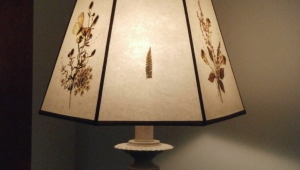 Small Vintage Lamp Shades