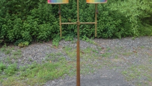 Stiffel Vintage Floor Lamps
