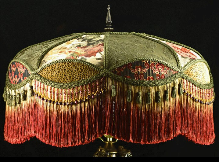 Victorian Lampshades Handmade