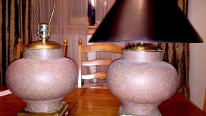 Vintage Frederick Cooper Lamps Chicago
