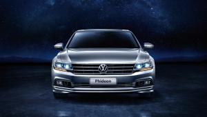 Volkswagen Phideon 4K