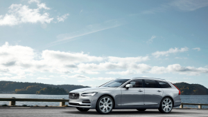 Volvo V90 Computer Wallpaper