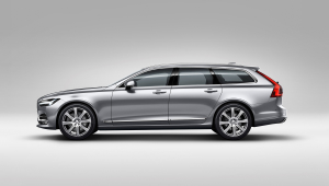 Volvo V90 Photos