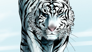 White Tiger Iphone Images