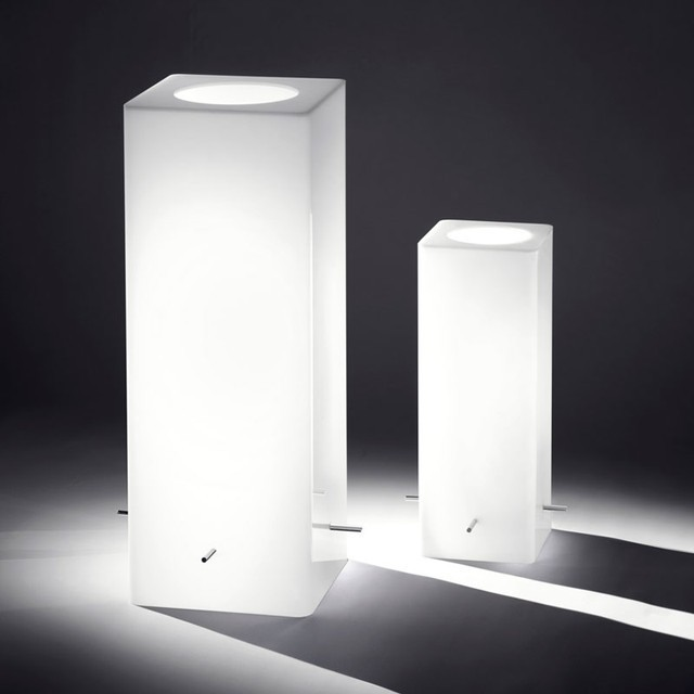 White Table Lamps Modern