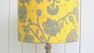 Yellow Lampshades