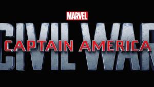 Captain America Civil War Logos
