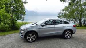 Photos Of Mercedes Benz GLE Coupes
